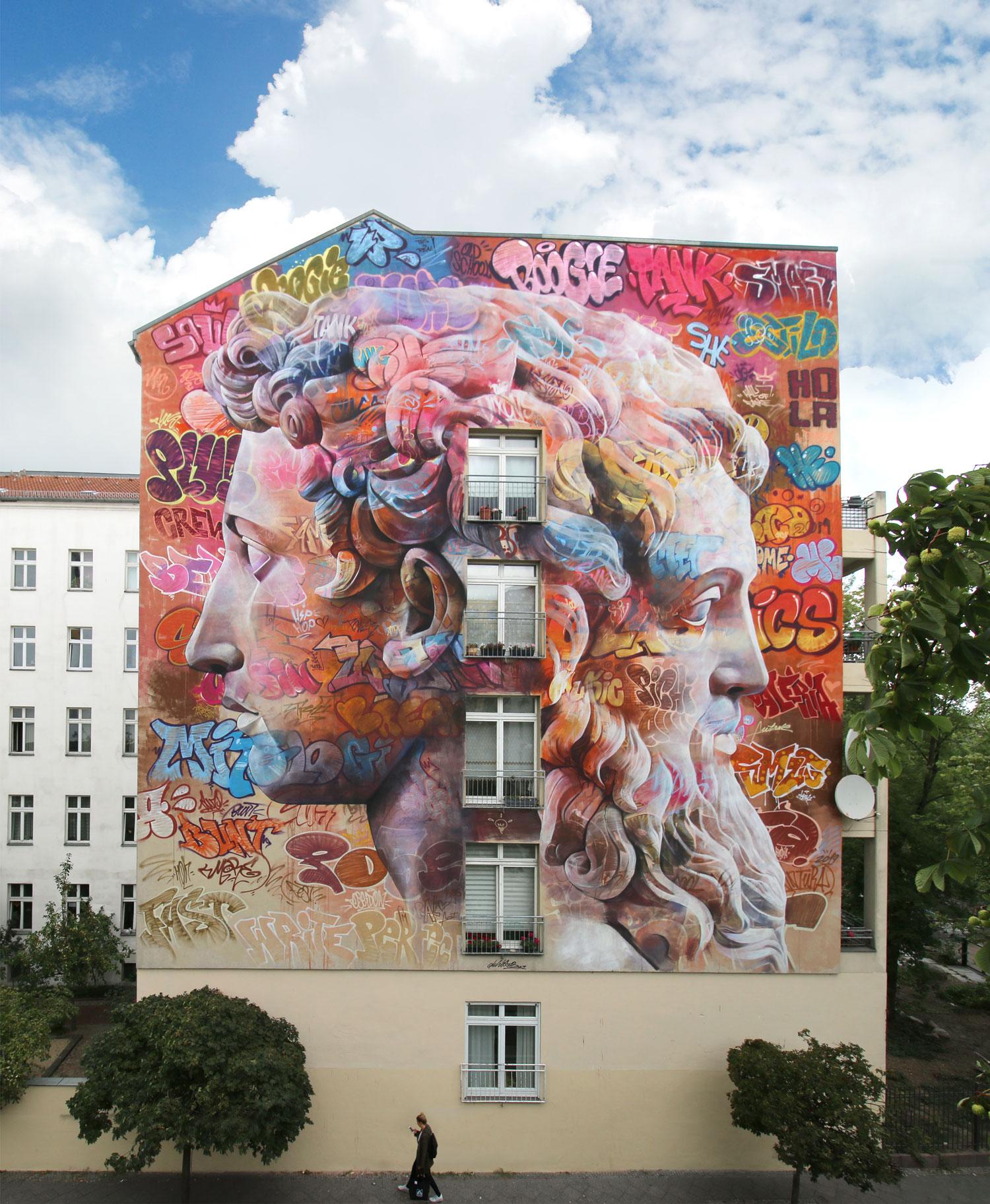 Berlin Mural Fest Pichiavo