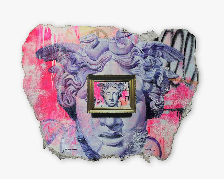 Orphical Hymn to Medusa by Pichiavo and Julio Anaya