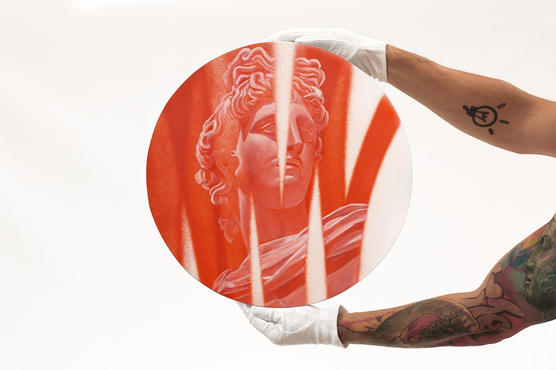 3_Graff-Ekfrasi Apollo_manos_Mars Orange