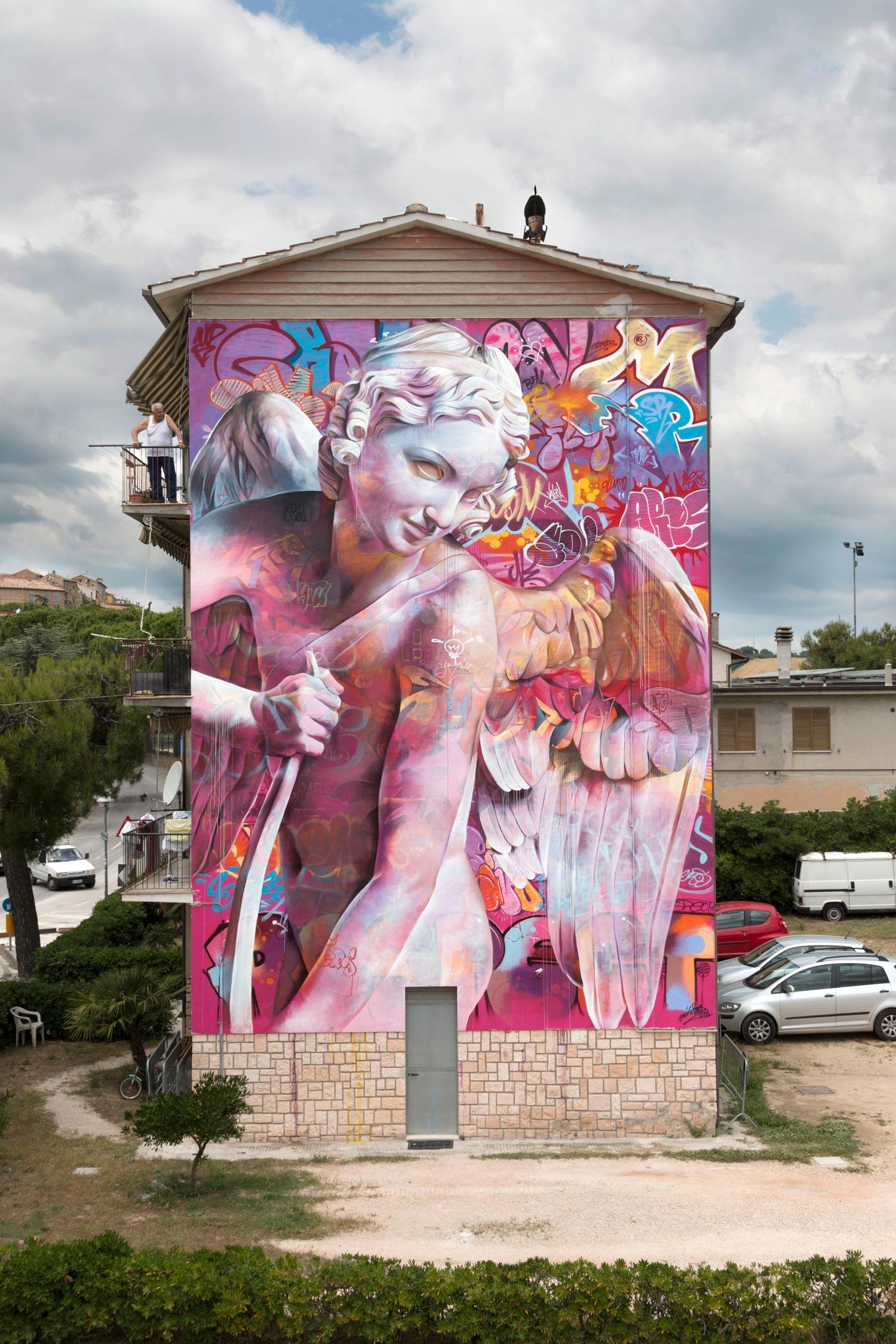 Cupid Montecosaro Italy Pichiavo