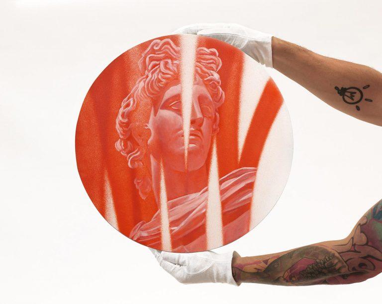 Graff Ekfrasi Apollo Mars Orange
