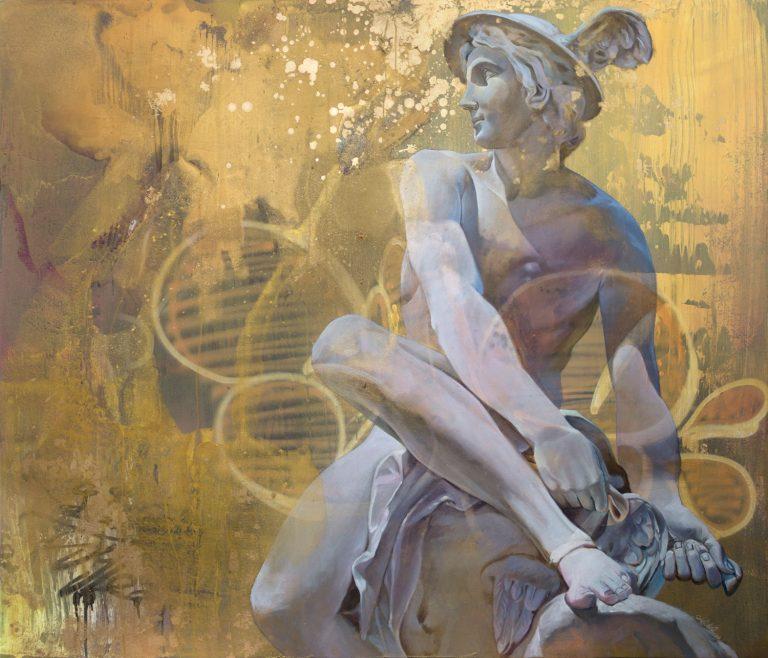 Hermes golden messenger Pichiavo