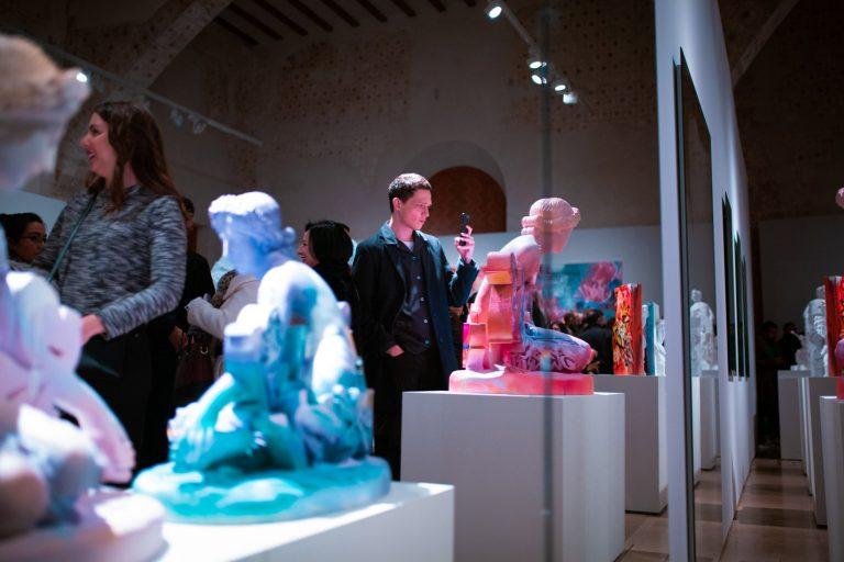 Pichiavo Fallas Evreka exhibition