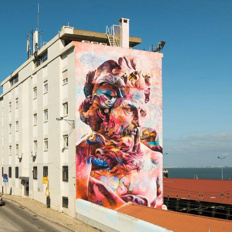 Poseidon Lisbon PichiAvo @JosePandoLucas